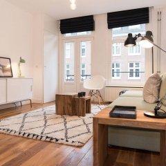 Апартаменты Amsterdam apartments - Westerpark area комната для гостей фото 5