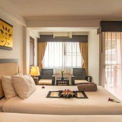 Отель Aonang All Seasons Beach Resort комната для гостей фото 2