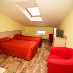 Гостиница Вояж Парк (гостиница Велотрек) 2* Стандартный номер с 2 отдельными кроватями фото 8