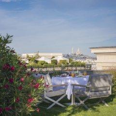 Отель The Peninsula Paris Франция, Париж - 1 отзыв об отеле, цены и фото номеров - забронировать отель The Peninsula Paris онлайн бассейн