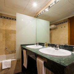 Отель Exe Cristal Palace Испания, Барселона - 12 отзывов об отеле, цены и фото номеров - забронировать отель Exe Cristal Palace онлайн ванная фото 2
