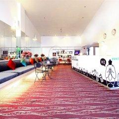 Отель D Varee Xpress Makkasan Бангкок помещение для мероприятий