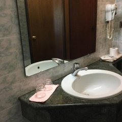 Отель Terme Vulcania Италия, Монтегротто-Терме - отзывы, цены и фото номеров - забронировать отель Terme Vulcania онлайн ванная фото 2