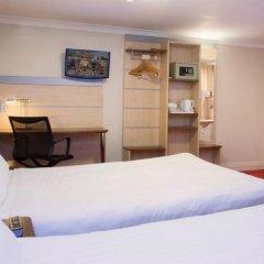 Отель Comfort Inn Victoria Великобритания, Лондон - 1 отзыв об отеле, цены и фото номеров - забронировать отель Comfort Inn Victoria онлайн комната для гостей