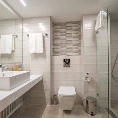 Отель Perelik Hotel Болгария, Пампорово - отзывы, цены и фото номеров - забронировать отель Perelik Hotel онлайн ванная фото 2