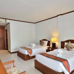 Отель First Bungalow Beach Resort Таиланд, Самуи - 6 отзывов об отеле, цены и фото номеров - забронировать отель First Bungalow Beach Resort онлайн комната для гостей фото 3