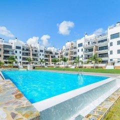 Отель Apartamento Bennecke Angel Испания, Ориуэла - отзывы, цены и фото номеров - забронировать отель Apartamento Bennecke Angel онлайн бассейн