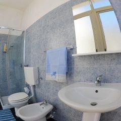 Отель The Last Floor Торре-дель-Греко ванная фото 2