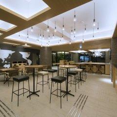 Montan Hakata Hostel Хаката гостиничный бар