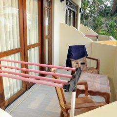 Отель Czech Beach Resort Шри-Ланка, Пляж Golden Mile - отзывы, цены и фото номеров - забронировать отель Czech Beach Resort онлайн балкон