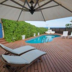Отель Fidalsa Ave María Испания, Ориуэла - отзывы, цены и фото номеров - забронировать отель Fidalsa Ave María онлайн бассейн
