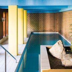 Отель Skyline House Ferienapartments Швейцария, Санкт-Мориц - отзывы, цены и фото номеров - забронировать отель Skyline House Ferienapartments онлайн бассейн фото 2
