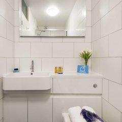 Отель Bright Queen Alexandra Apartment - MPN Великобритания, Лондон - отзывы, цены и фото номеров - забронировать отель Bright Queen Alexandra Apartment - MPN онлайн ванная