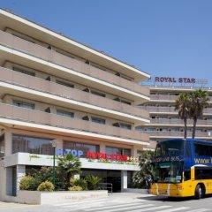 Отель H·TOP Royal Star & SPA городской автобус