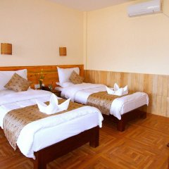 Отель Splendid View Непал, Покхара - отзывы, цены и фото номеров - забронировать отель Splendid View онлайн комната для гостей фото 4