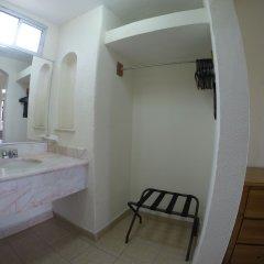 Отель Mar de Cortez Мексика, Кабо-Сан-Лукас - отзывы, цены и фото номеров - забронировать отель Mar de Cortez онлайн ванная фото 2