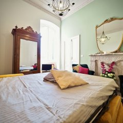 Отель Comoda Casa Paleocapa con Giardino Италия, Генуя - отзывы, цены и фото номеров - забронировать отель Comoda Casa Paleocapa con Giardino онлайн комната для гостей фото 4
