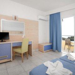 Отель Eurovillage Achilleas Hotel Греция, Мастичари - отзывы, цены и фото номеров - забронировать отель Eurovillage Achilleas Hotel онлайн комната для гостей фото 3