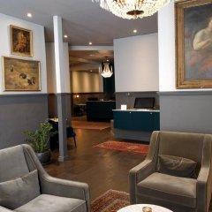 Queen's Hotel интерьер отеля