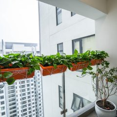 Отель Vistay балкон