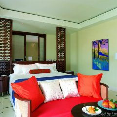 Отель Shangri-La's Le Touessrok Resort & Spa комната для гостей