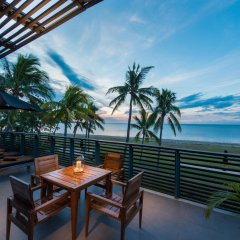 Отель Hilton Fiji Beach Resort and Spa балкон