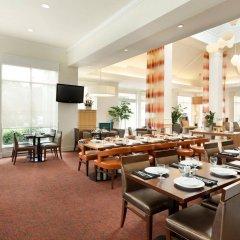 Отель Hilton Garden Inn San Jose/Milpitas питание