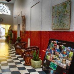 Отель Hostal de Maria Мексика, Гвадалахара - отзывы, цены и фото номеров - забронировать отель Hostal de Maria онлайн интерьер отеля