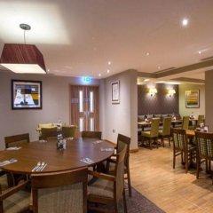 Отель Premier Inn London St.Pancras Великобритания, Лондон - отзывы, цены и фото номеров - забронировать отель Premier Inn London St.Pancras онлайн питание