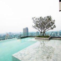 Отель The Quarter Ari By Uhg Бангкок бассейн фото 2