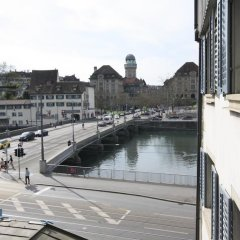 Отель HITrental Schmidgasse - Apartments Швейцария, Цюрих - отзывы, цены и фото номеров - забронировать отель HITrental Schmidgasse - Apartments онлайн приотельная территория