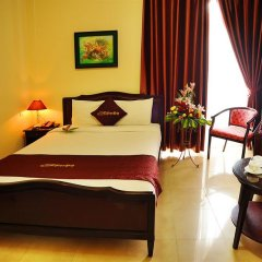 Отель Cam Do Hotel Вьетнам, Далат - отзывы, цены и фото номеров - забронировать отель Cam Do Hotel онлайн комната для гостей фото 5