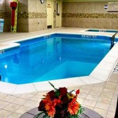 Отель Hilton Garden Inn Bethesda бассейн фото 2