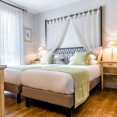 Отель Villa Alessandra Париж комната для гостей фото 4