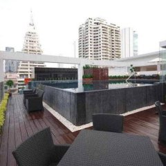 I Residence Hotel Silom балкон