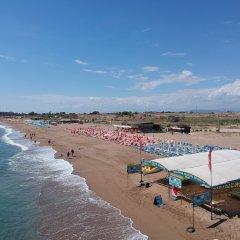 Semoris Hotel Турция, Сиде - отзывы, цены и фото номеров - забронировать отель Semoris Hotel онлайн пляж фото 2