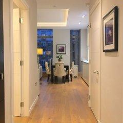 Отель Trafalgar Luxury Suites Великобритания, Лондон - отзывы, цены и фото номеров - забронировать отель Trafalgar Luxury Suites онлайн интерьер отеля фото 2