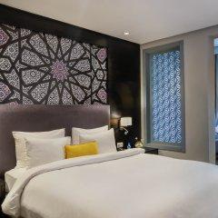 Отель Odyssee Center Hotel Марокко, Касабланка - отзывы, цены и фото номеров - забронировать отель Odyssee Center Hotel онлайн комната для гостей фото 3