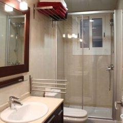 Апартаменты Espai Barcelona Camp Nou Apartment ванная