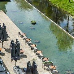 Отель Dutch Design Hotel Artemis Нидерланды, Амстердам - 8 отзывов об отеле, цены и фото номеров - забронировать отель Dutch Design Hotel Artemis онлайн бассейн фото 3
