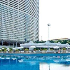 Отель Ambassador City Jomtien Marina Tower Wing Таиланд, На Чом Тхиан - 1 отзыв об отеле, цены и фото номеров - забронировать отель Ambassador City Jomtien Marina Tower Wing онлайн бассейн