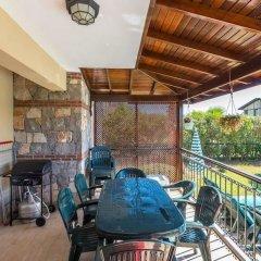 Villa Makri Турция, Олудениз - отзывы, цены и фото номеров - забронировать отель Villa Makri онлайн балкон