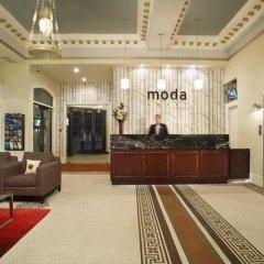 Отель Moda Hotel Канада, Ванкувер - отзывы, цены и фото номеров - забронировать отель Moda Hotel онлайн интерьер отеля фото 3