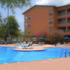 Отель Whala! boca chica бассейн