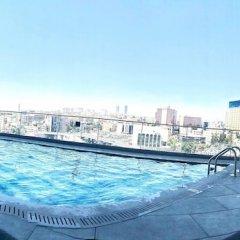 Отель Amman Rotana Иордания, Амман - 1 отзыв об отеле, цены и фото номеров - забронировать отель Amman Rotana онлайн бассейн фото 3
