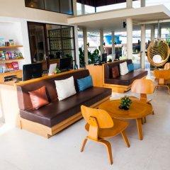 Отель Baan Talay Resort Таиланд, Самуи - - забронировать отель Baan Talay Resort, цены и фото номеров интерьер отеля фото 2