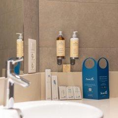 Отель Sweet Inn Apartments - Petit Sablon Бельгия, Брюссель - отзывы, цены и фото номеров - забронировать отель Sweet Inn Apartments - Petit Sablon онлайн ванная