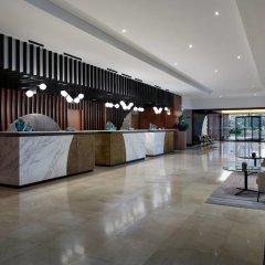 Budapest Marriott Hotel интерьер отеля