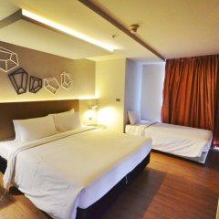 Отель The Heritage Hotels Bangkok комната для гостей фото 3