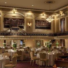 Отель The Roosevelt Hotel, New York City США, Нью-Йорк - 9 отзывов об отеле, цены и фото номеров - забронировать отель The Roosevelt Hotel, New York City онлайн помещение для мероприятий фото 2
